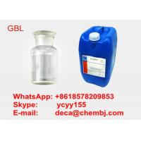 Wholesale Pharmaceutical Electronic Pure GBL Butyrolactone / Bulk Gamma Butyrolactone Source from china suppliers
