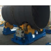 Wholesale Automatic Pressure Pipe Welding Rotator , Conventional Pipe Rotators 60 Ton from china suppliers