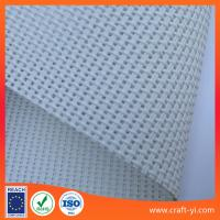Wholesale Cleaning Textilene 2X1 mesh fabric in white color for Influence Beach Chair from china suppliers