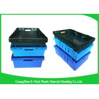 Wholesale Mesh Transport Green Plastic Food Crates Storage Medicine Recyclable from china suppliers