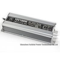 Wholesale Friendly Design 12vdc 100w Power Supply Outdoor Output Low Ripple / Noise from china suppliers