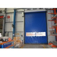 Wholesale Auto accelerate high speed PVC door for car washing place use from china suppliers