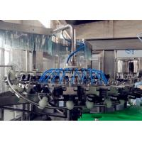 Wholesale Food Stage Automatic Bottle Filling Machine Fruit Juice Hot Filling Line from china suppliers