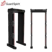 Wholesale LCD / LED Screen Door Frame Metal Detector / airport security metal detectors from china suppliers