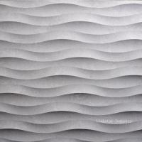 Natural Stone 3d Wavy Interior Stone Wall Veneer Tile Of