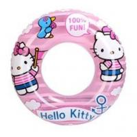Wholesale 50CM PVC inflatable water toys / Games / sports , baby swimming donut for summer from china suppliers