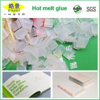 Wholesale White Polypropylene Hot Melt Adhesive Pellets For Textbooks Binding , Non Toxic from china suppliers