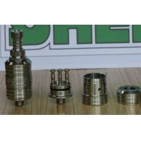 Wholesale 18650 battery Stainless Steel E Cigarette Atomic Rda Clone 2.0Ml from china suppliers