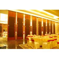 Wholesale Custom Fireproof Material Sliding Partition Walls For Banquet Hall from china suppliers