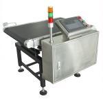 Industry Auto Check Weigher Machine Mild Steel with Belt Conveyor
