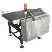 Quality Industry Auto Check Weigher Machine Mild Steel with Belt Conveyor for sale