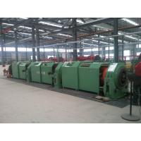 Wholesale 45kW 1+6 Wire And Cable Machinery PND630 Tubular Stranding Machine from china suppliers