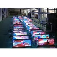 Quality P2.5 Full Color LED Display for Advertising on Taxi Top/LED Sign Board wireless 3G taxi top advrtising for sale