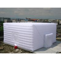 Wholesale Light Oxford Fabric Inflatable Event Tent Both For Temparorily And Permenant Use from china suppliers