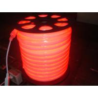 Wholesale High Brightness CRI 80 240V IP67 Red LED Neon Rope Light Flex Tube 16X 27mm from china suppliers