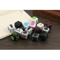 Quality Squeeze Fun Stress Reliever Gifts Fidget Cube Relieves Anxiety and Stress Juguet For Adults Children Fidget cube for sale