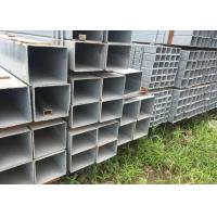 Wholesale Black Steel EN S355JR Square Hollow Section Steel Metal Square Tube CE Approval from china suppliers