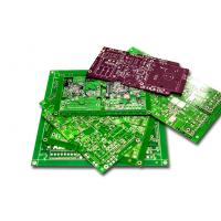 Wholesale Multilayer  FR4  printed circuit board design services , fast pcb prototype from china suppliers