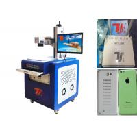 Wholesale 3W Plastic UV Laser Marking Machine , 355nm Laser Printing Machine from china suppliers