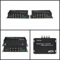 Buy cheap Digital Fiber Optic CCTV Video Converter With Reverse Data And Audio from wholesalers