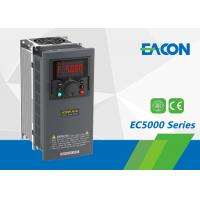 Wholesale Variable Frequency Drive VFD AC Drive Delta 3 Phase 220v 380v 460v 0.75kw from china suppliers