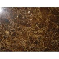 Wholesale Marble slabs/tiles in dark emperdor from china suppliers