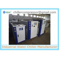 Quality 8hp Potable Air Cooled Water Chiller for Plastic Injection Machine for sale