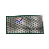 Wholesale 1250x715mm Customize Steel Frame Shaker Screen For All Shale Shaker Machine from china suppliers