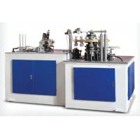 Wholesale Energy Saving Paper Bowl Making Machine With Single / Double PE Coated from china suppliers