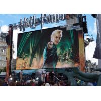 Wholesale Outdoor Rental LED Display P6 LED Screen Die Casting Aluminum Cabinet Light Weight from china suppliers