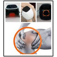 Wholesale 650nm Knee Pain Relief Device Massager Device with Big LCD Display from china suppliers