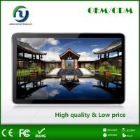 Buy cheap Wireless Wifi Android Touch Screen Wall Mounted Digital Signage for Advertising from wholesalers