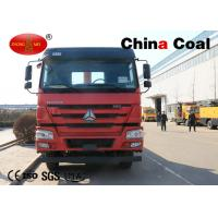 Wholesale Logistics Equipment Right Left Hand Drive Howo Tipper Truck  38.1hp/1 from china suppliers