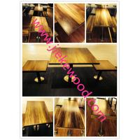 Wholesale sell  Melamine Faced PB restaurant table from china suppliers