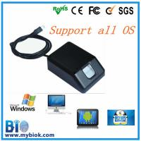 Wholesale RS232/485/TLL/UART finger print thumb reader BIO-4000 from china suppliers