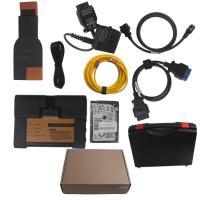 Wholesale Super Version BMW ICOM A2+B+C Auto Diagnostic Tools with Software Multi-language from china suppliers