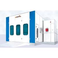 Buy cheap Three Embossed Steel Plates Auto Spray Booths Heat Insulation WD-904 from wholesalers