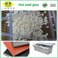 Wholesale SGS , ROSH , FDA Certificated EVA Hot Melt Glue Adhesive With Milk Granule Appearence from china suppliers