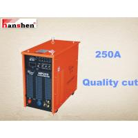 Wholesale 250A portable Air Plasma Cutter hp250 for  industrial cnc cutting machine palsma power source from china suppliers
