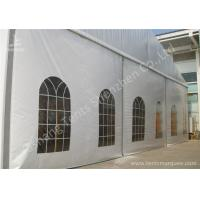 Wholesale Temporary Aluminum Structure Tent Buildings / Uv Resistant Industrial Warehouse Tent from china suppliers