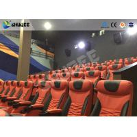 Wholesale 4D motion simulator movie theater , 4DM motion chair with many special effects which 5D equipped from china suppliers