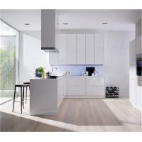 Wholesale high gloss white kitchen cabinet/cabinet for kitchen design from china suppliers