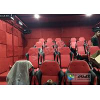 Wholesale Electric Cylinder 9 Seats 5D Movie Theater System With Safe Package Build In Park from china suppliers