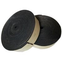 Wholesale Single Side Black Rubber Foam Sealing Tape Strong Adhesive Single Coated Foam Tape from china suppliers
