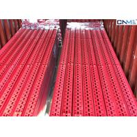 Quality Reusable Concrete Formwork Accessories Steel Waler Beam Weld / Casting Process for sale
