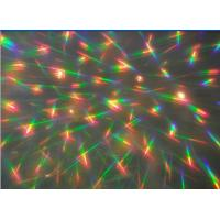 Wholesale holographic 3d fireworks glasses paper with 0.06mm PVC / PET laser lenses from china suppliers