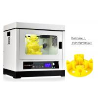 Wholesale Auto Leveling Metal Frame Desktop 3D Printer CNC Accuracy Industry from china suppliers