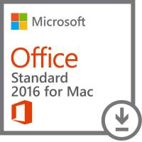 Microsoft Office 2016 For Mac Standard Open Academic Supports 1 User