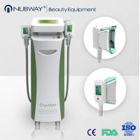 Wholesale Cryolipolysis Slimming Weight Loss / Fat Reduce Cryolipolysis Equipment from china suppliers