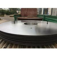 Wholesale Perfectly balanced levelled and tensioned structural steel hot cut circular saw blade from china suppliers